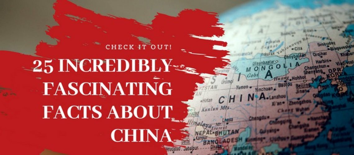 25 incredibly fascinating facts about China (1)