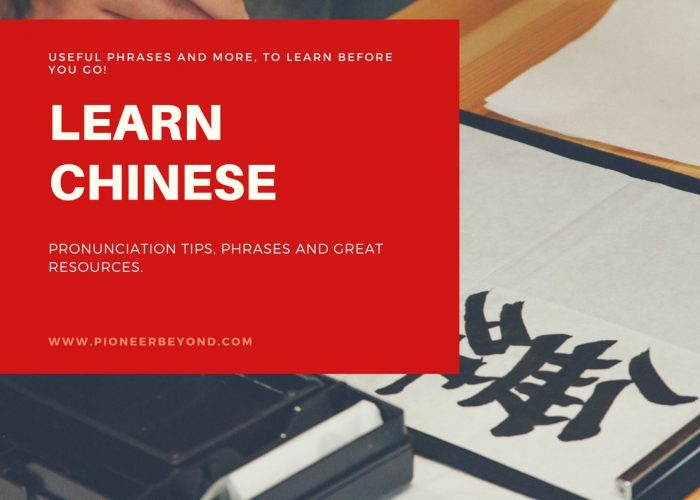Learn Chinese before you move to China to Teach English-min