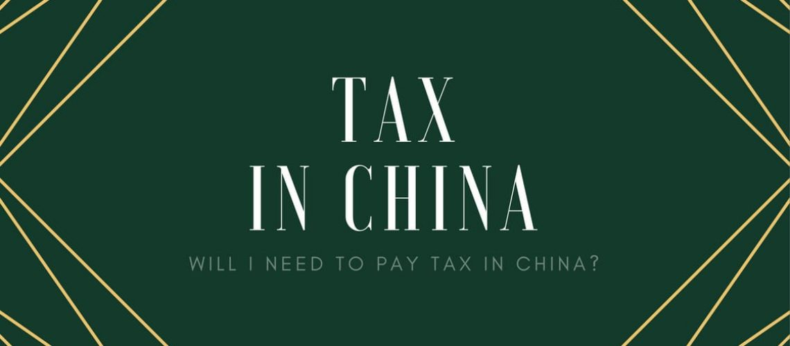 Lets talk tax. Will I need to pay income tax when teaching in China-min