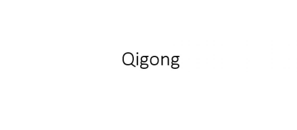 Qigong - Teach in China