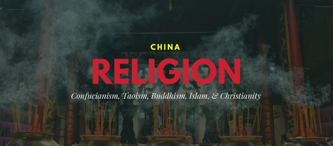 Religion in China. Teach in China with Pioneer Beyond-min
