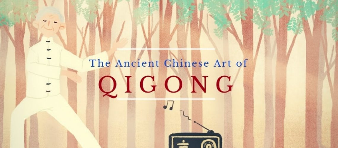 The Ancient Chinese Art of Qigong Teach English in China with Pioneer and Beyond