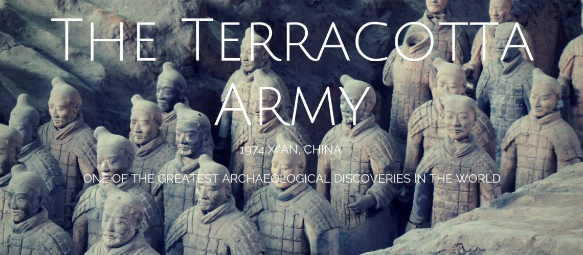 The Terracotta Army XI'AN, CHINA Teach English Abroad with PioneerBeyond