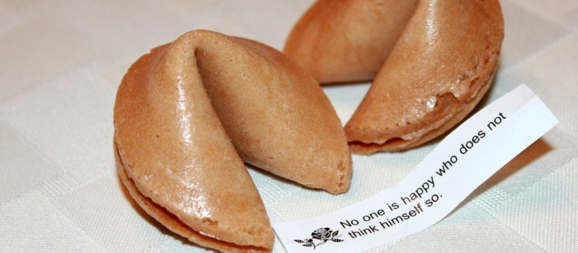 The history of the fortune cookie. Teach English in China with Pioneer and Beyond (1)