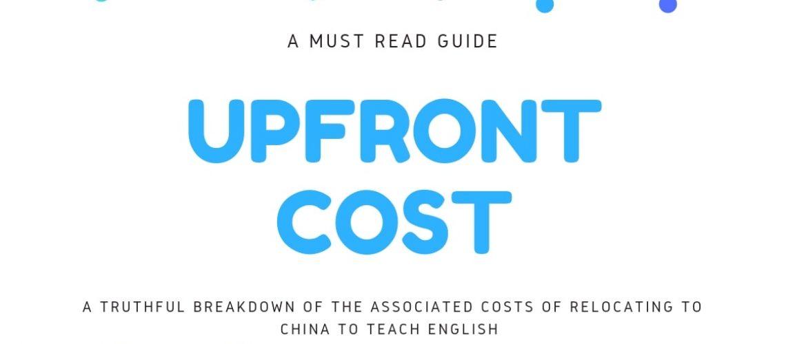 Upfront Cost-min