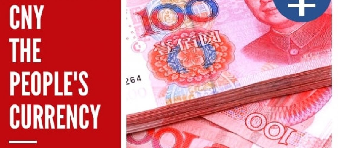 the People's Currency Chinese Yuan Teach English in China